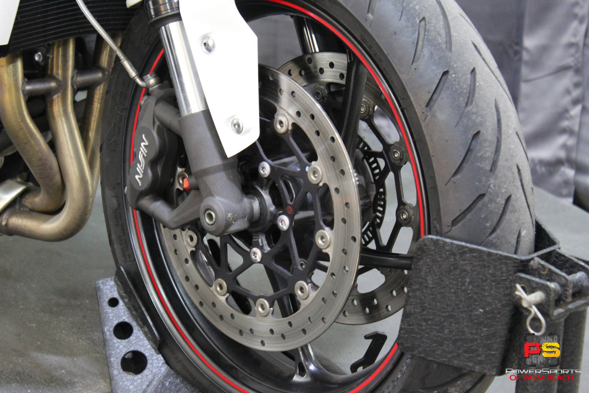 2014 Triumph Street Triple R ABS in Lake Park, Florida - Photo 10