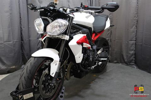 2014 Triumph Street Triple R ABS in Lake Park, Florida - Photo 13