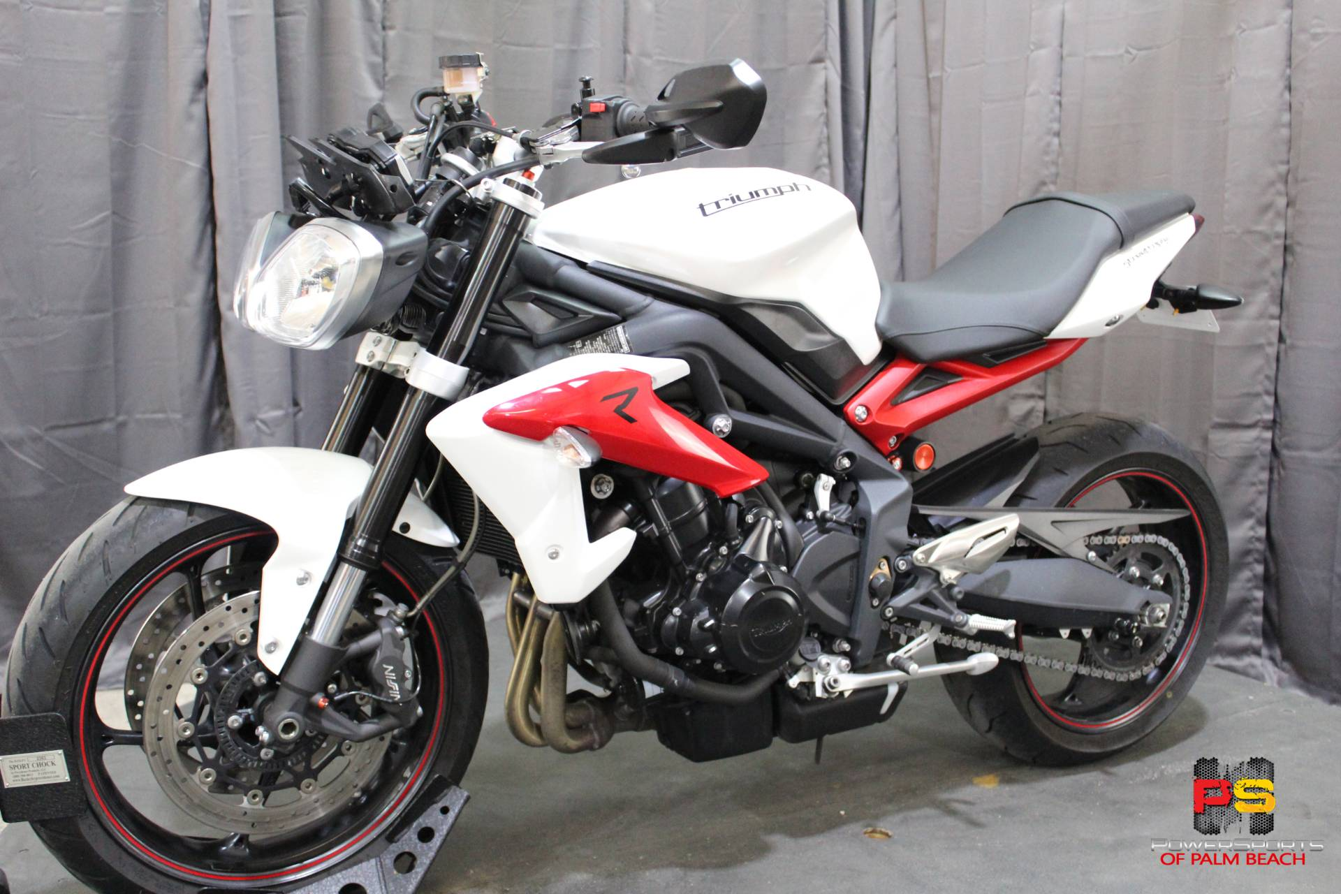 2014 Triumph Street Triple R ABS in Lake Park, Florida - Photo 15