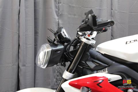 2014 Triumph Street Triple R ABS in Lake Park, Florida - Photo 18