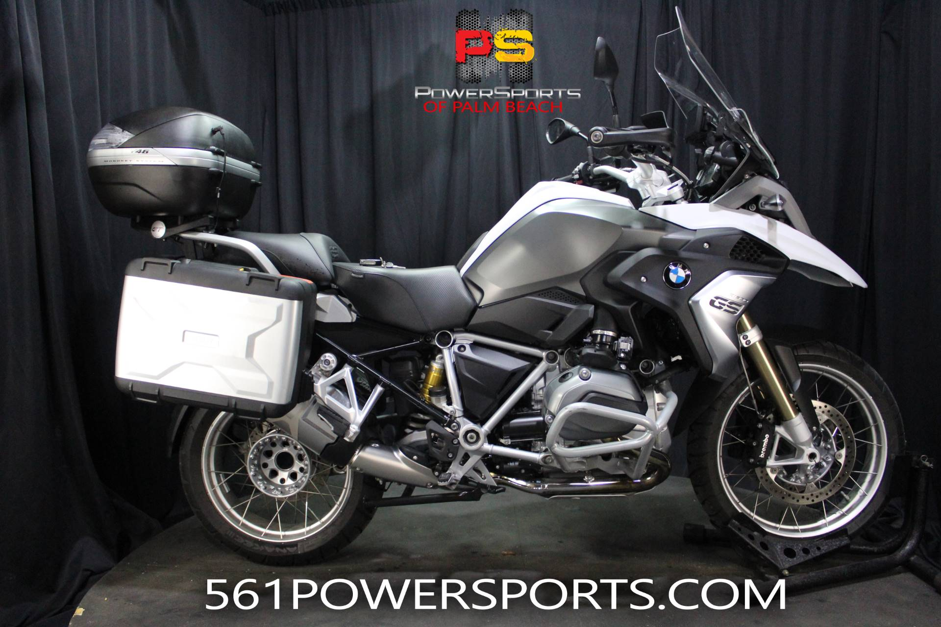 2017 BMW R 1200 GS in Lake Park, Florida - Photo 1