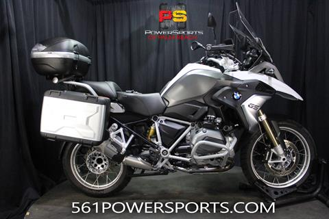 2017 BMW R 1200 GS in Lake Park, Florida