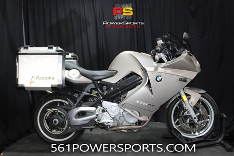 2009 BMW F 800 ST in Lake Park, Florida