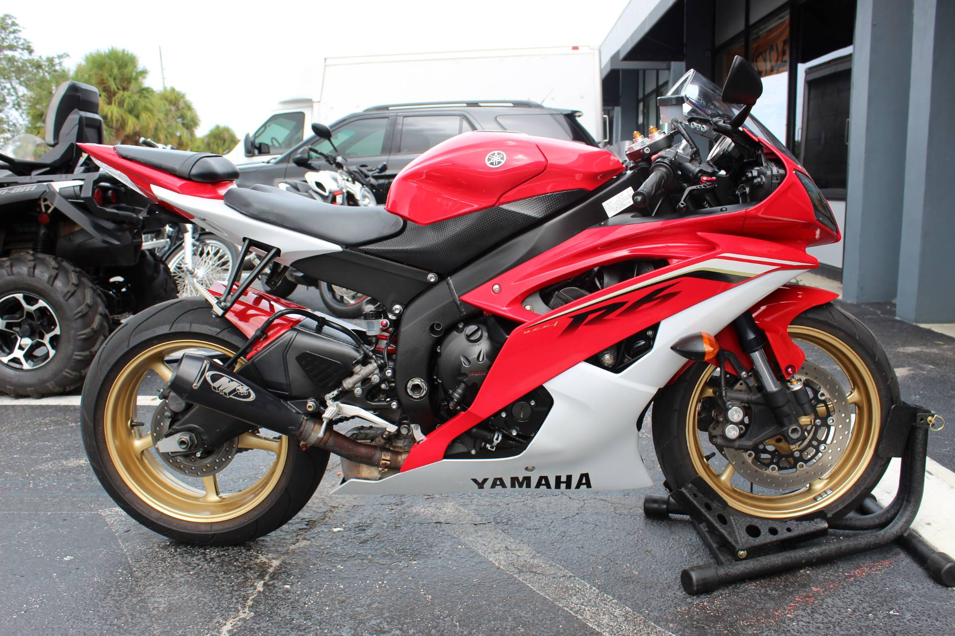 2014 Yamaha YZF-R6 in Lake Park, Florida