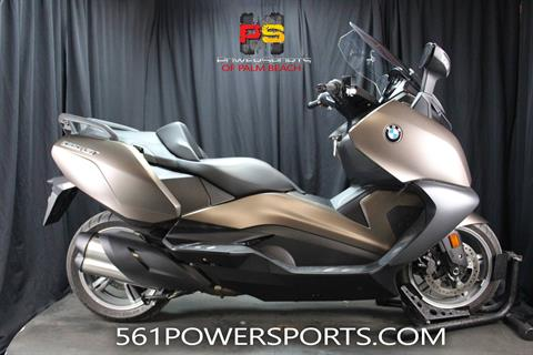 2016 BMW C 650 GT in Lake Park, Florida