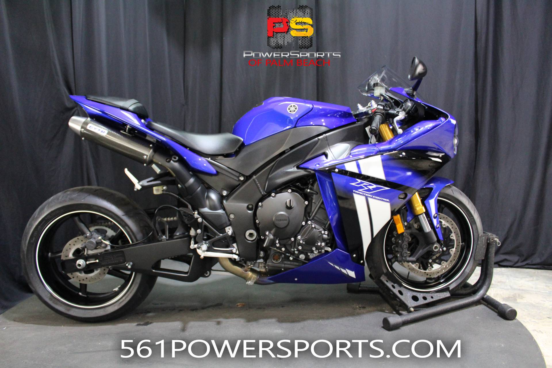 2012 Yamaha YZF-R1 in Lake Park, Florida - Photo 1