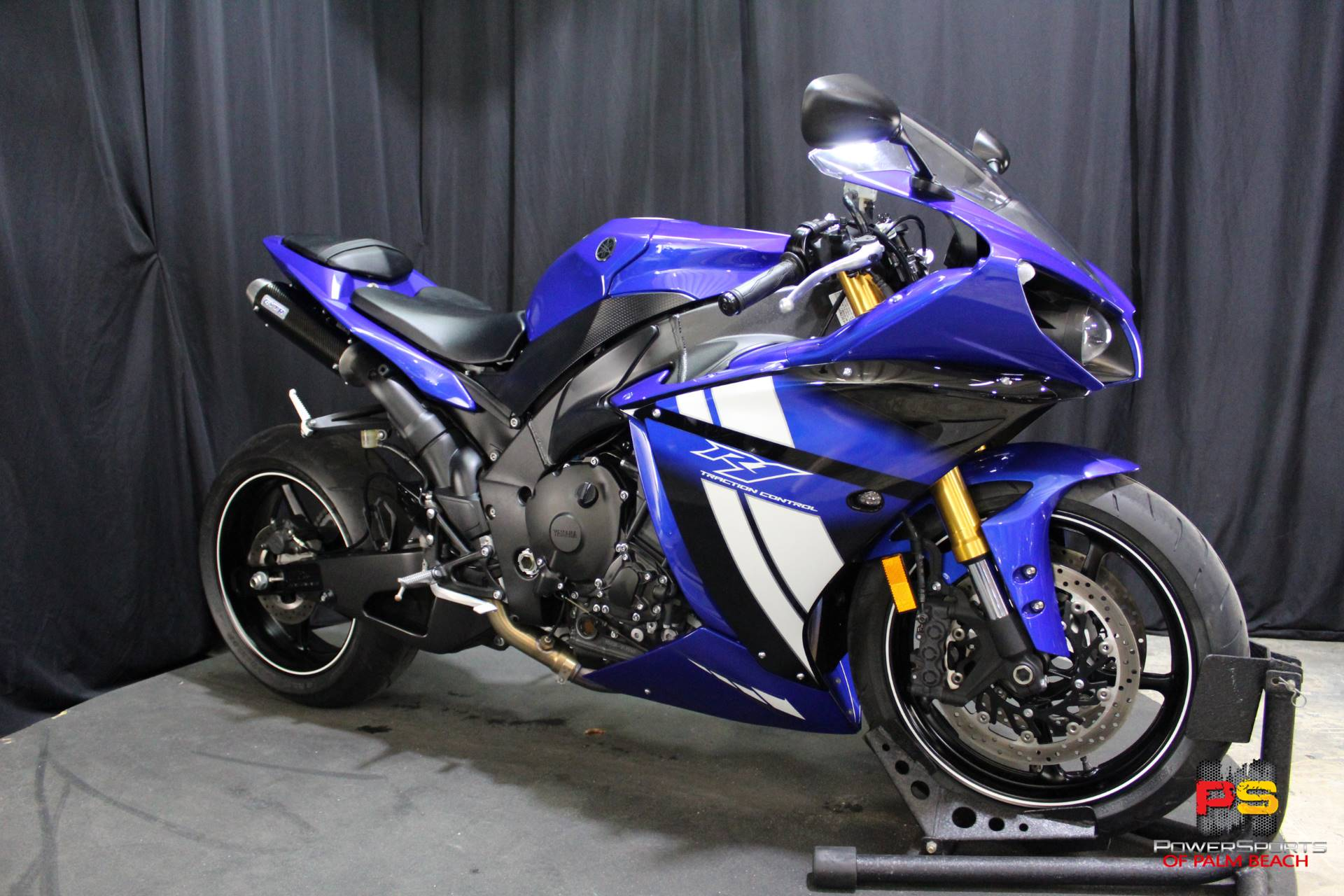 2012 Yamaha YZF-R1 in Lake Park, Florida - Photo 8