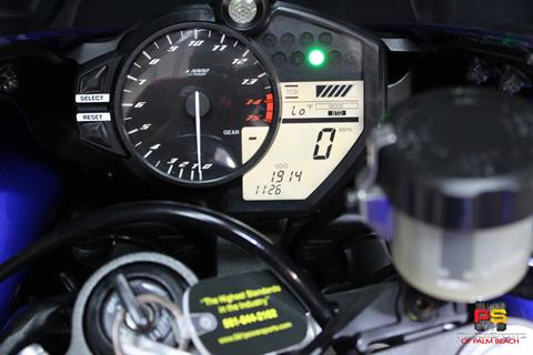 2012 Yamaha YZF-R1 in Lake Park, Florida - Photo 40