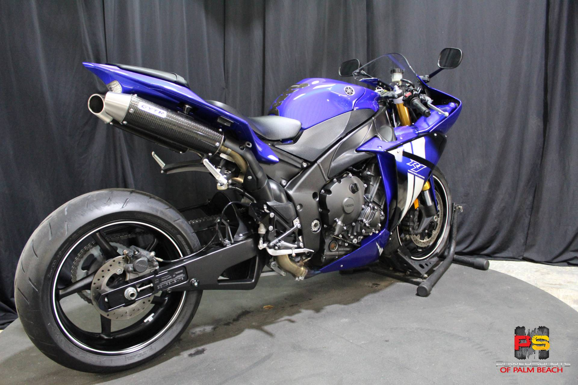 2012 Yamaha YZF-R1 in Lake Park, Florida - Photo 30