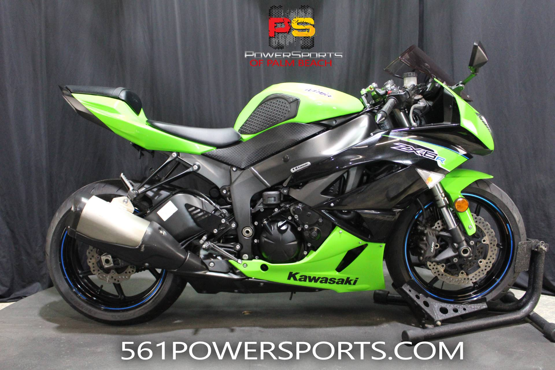 2012 Kawasaki Ninja® ZX™-6R in Lake Park, Florida - Photo 1