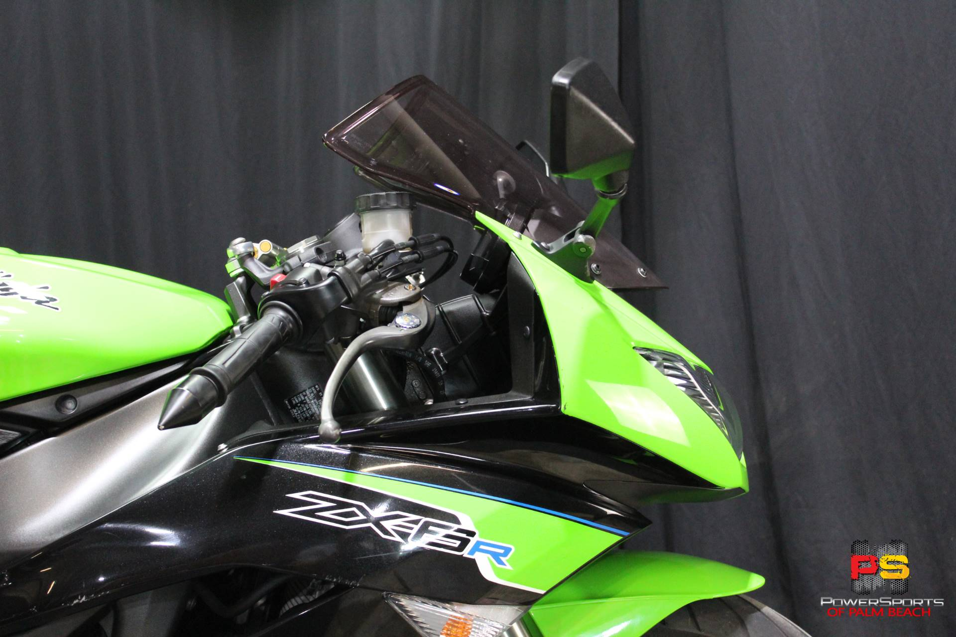 2012 Kawasaki Ninja® ZX™-6R in Lake Park, Florida - Photo 7