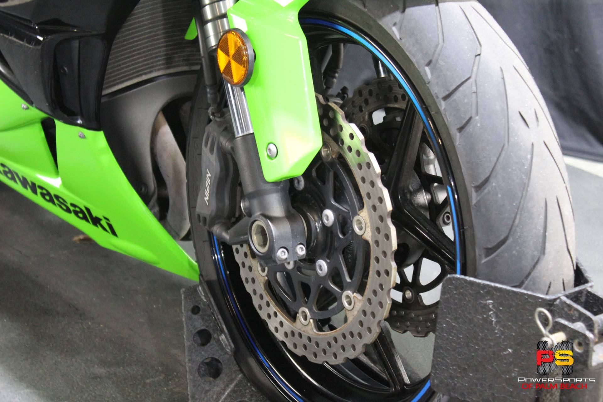 2012 Kawasaki Ninja® ZX™-6R in Lake Park, Florida - Photo 10