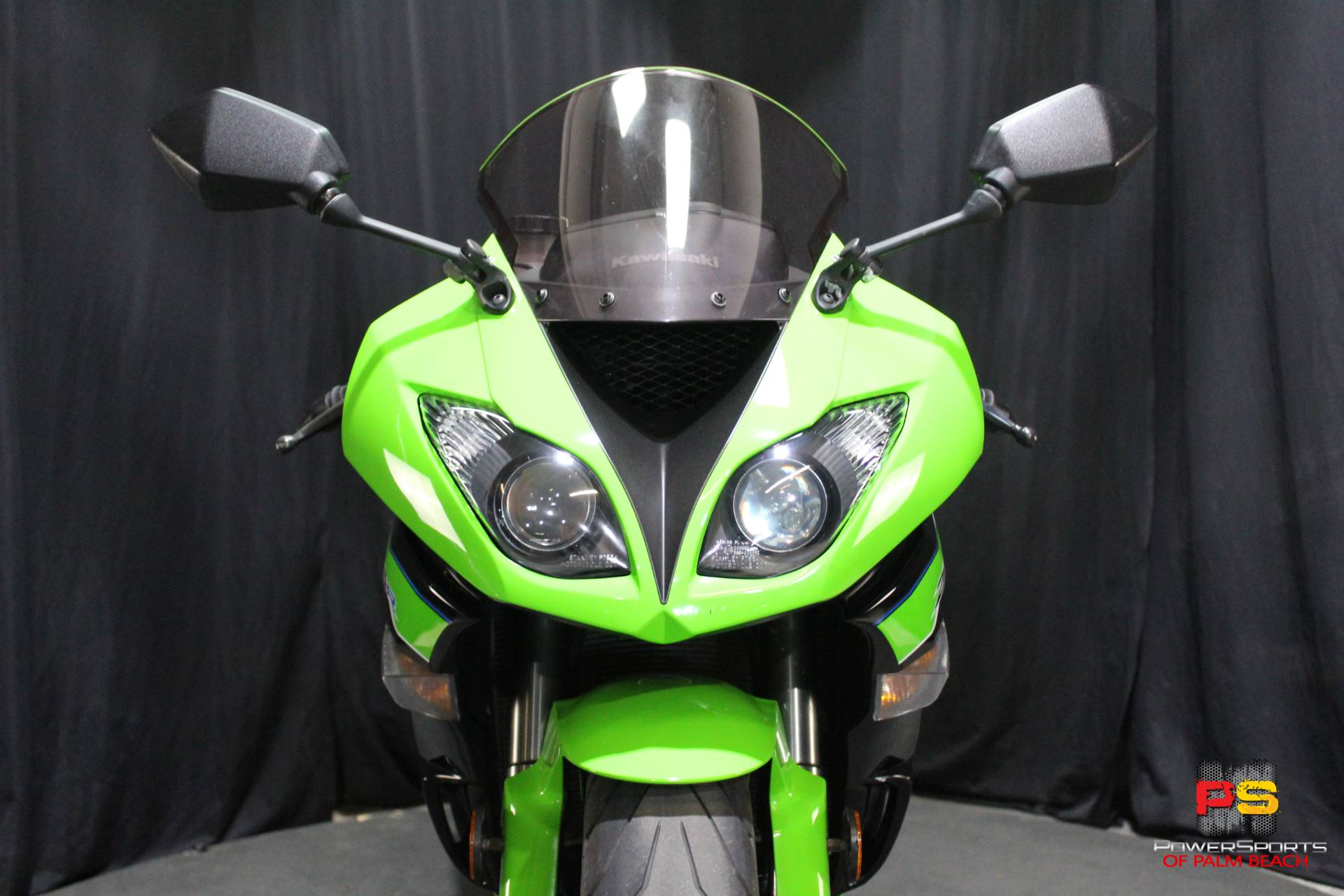 2012 Kawasaki Ninja® ZX™-6R in Lake Park, Florida - Photo 11