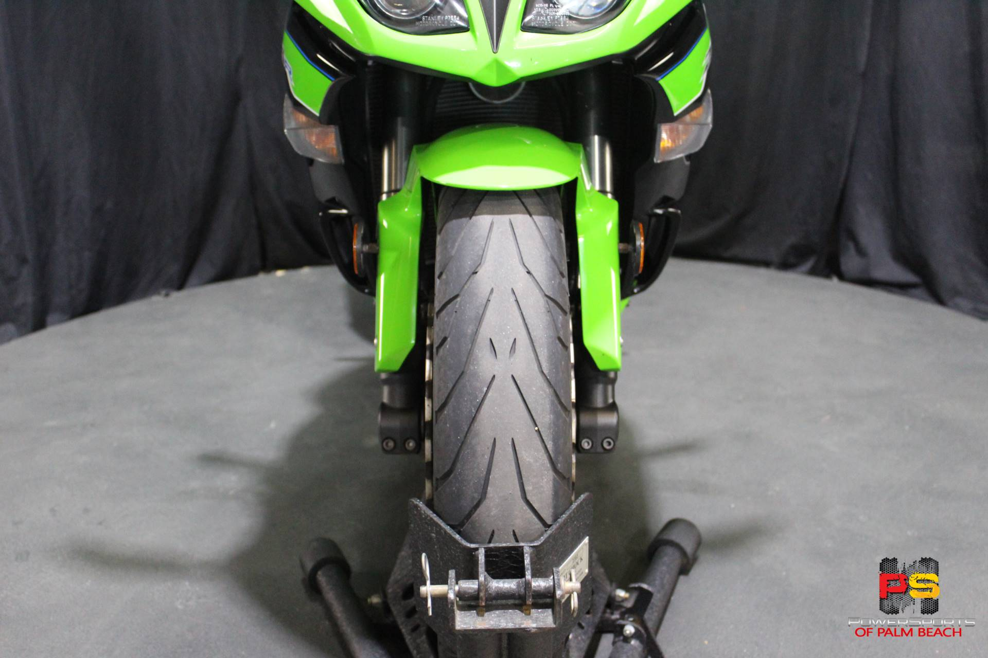2012 Kawasaki Ninja® ZX™-6R in Lake Park, Florida - Photo 12
