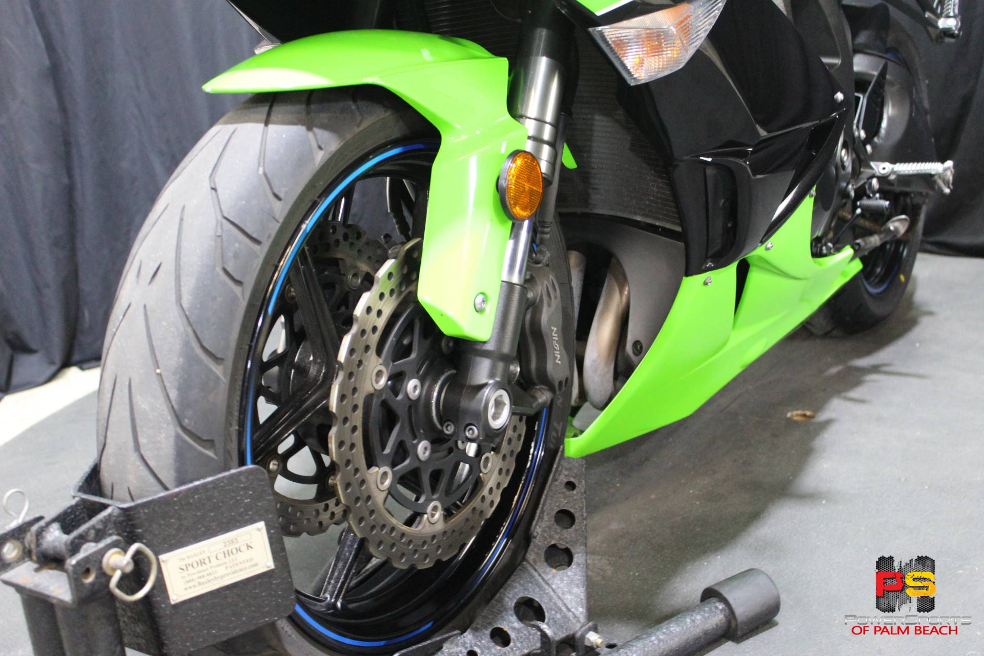 2012 Kawasaki Ninja® ZX™-6R in Lake Park, Florida - Photo 13