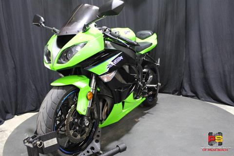 2012 Kawasaki Ninja® ZX™-6R in Lake Park, Florida - Photo 14