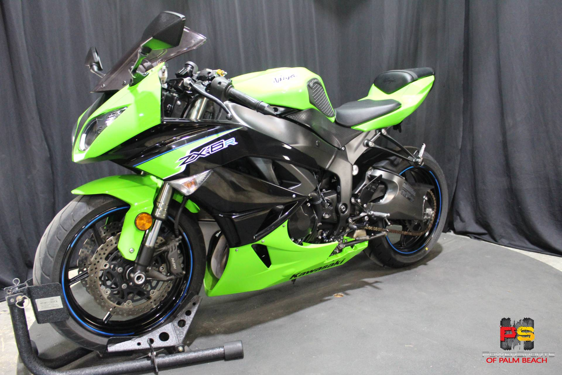2012 Kawasaki Ninja® ZX™-6R in Lake Park, Florida - Photo 15