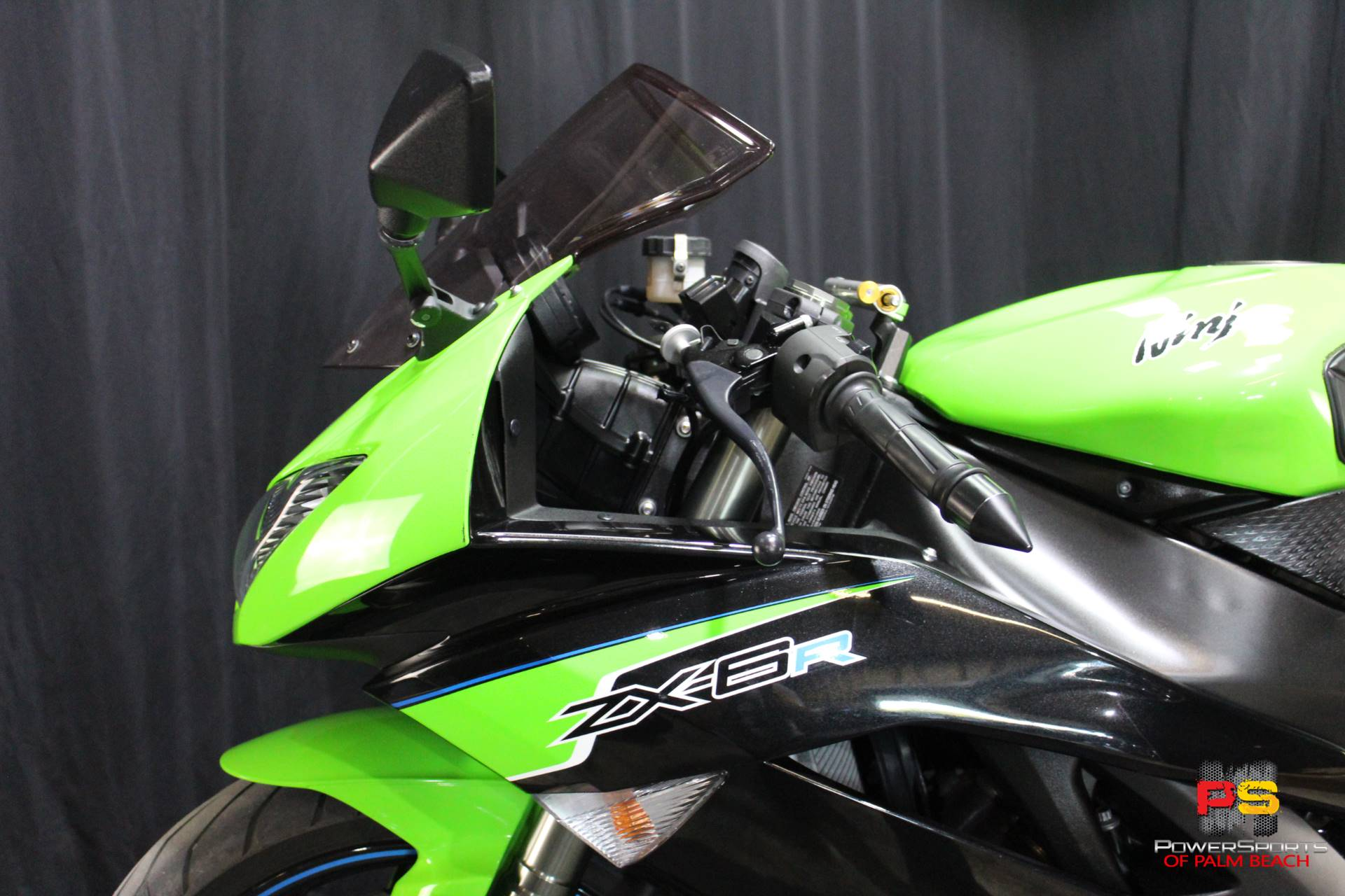 2012 Kawasaki Ninja® ZX™-6R in Lake Park, Florida - Photo 18