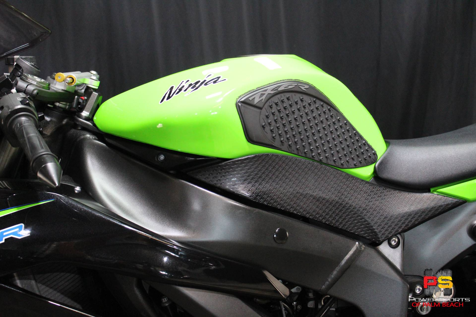2012 Kawasaki Ninja® ZX™-6R in Lake Park, Florida - Photo 20