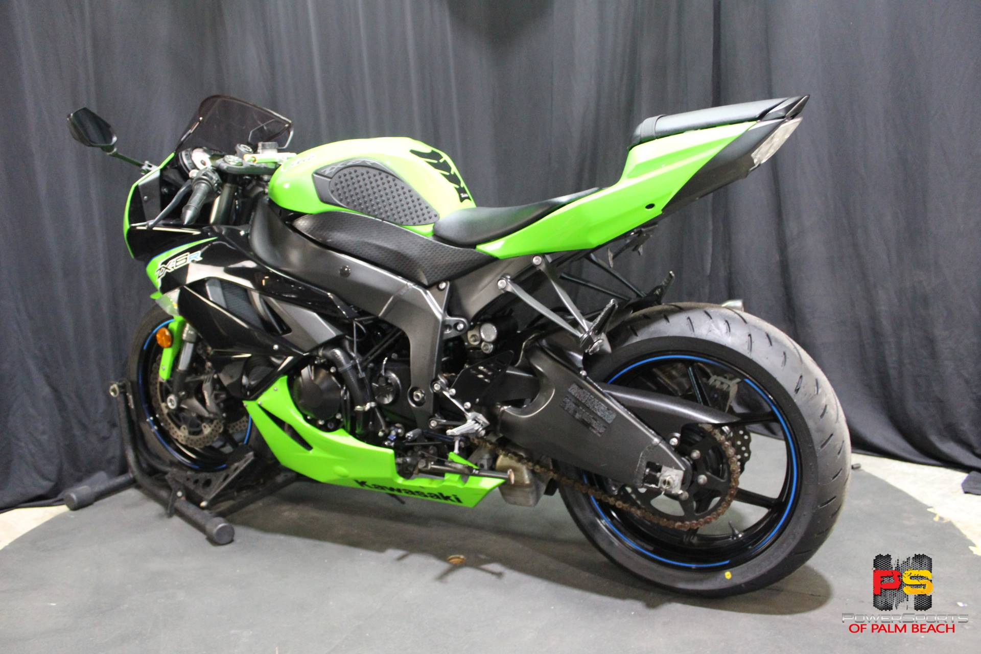 2012 Kawasaki Ninja® ZX™-6R in Lake Park, Florida - Photo 23