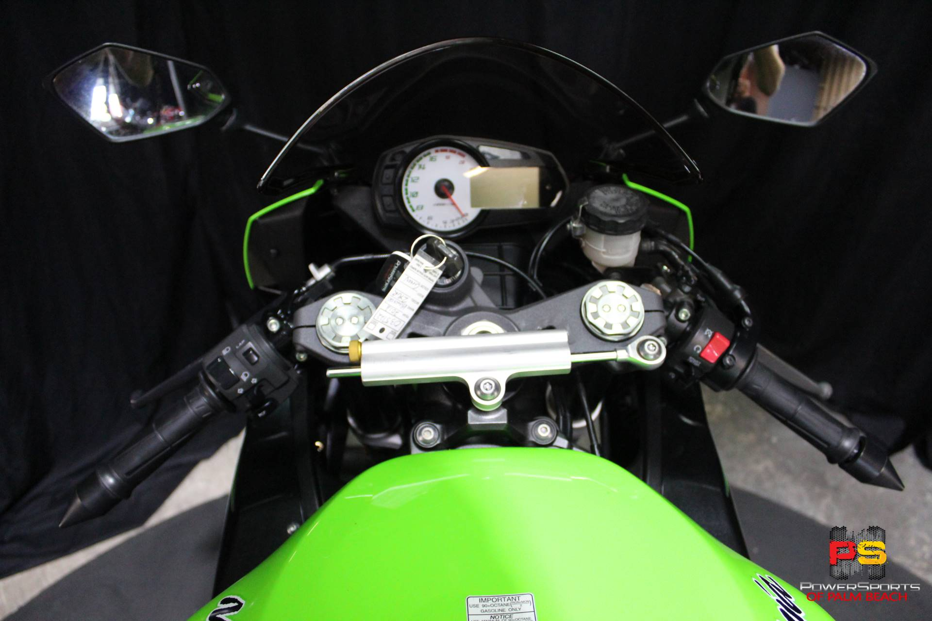 2012 Kawasaki Ninja® ZX™-6R in Lake Park, Florida - Photo 38