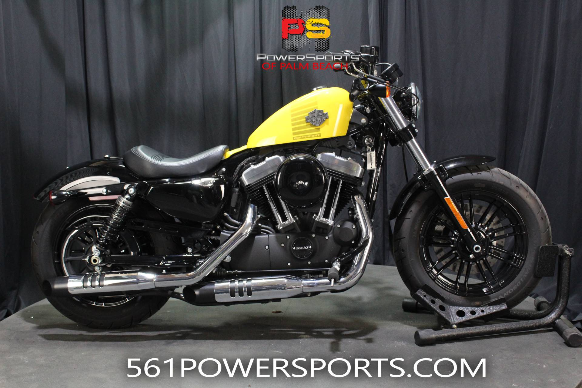 2017 Harley-Davidson Forty-Eight® in Lake Park, Florida - Photo 1