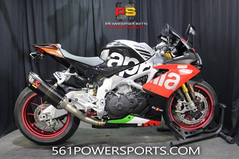 2018 Aprilia RSV4 RF in Lake Park, Florida - Photo 1