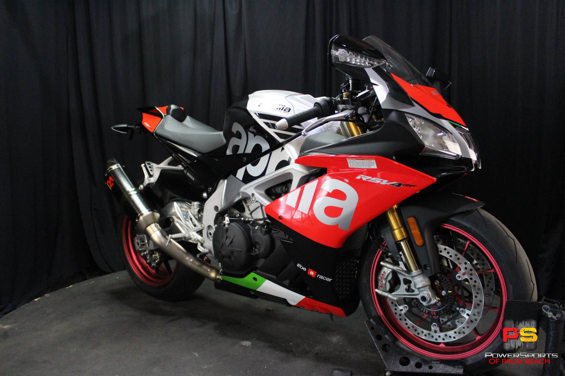 2018 Aprilia RSV4 RF in Lake Park, Florida - Photo 8