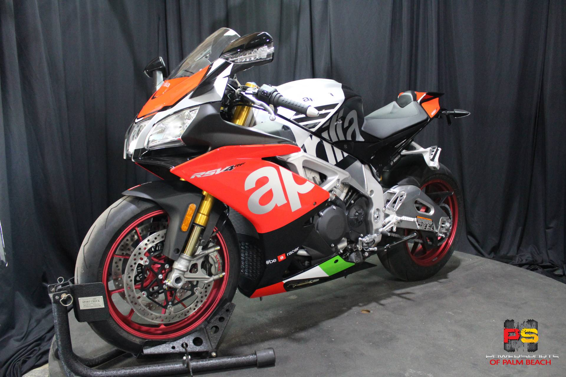 2018 Aprilia RSV4 RF in Lake Park, Florida - Photo 15