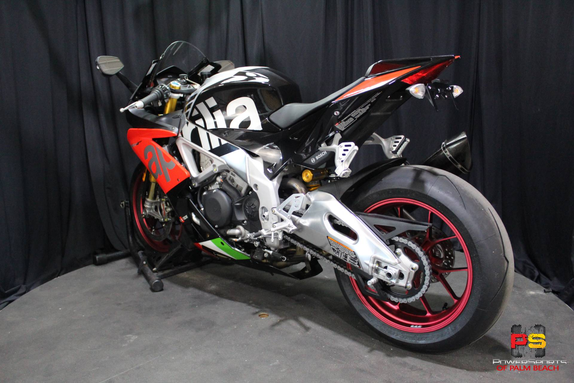 2018 Aprilia RSV4 RF in Lake Park, Florida - Photo 24