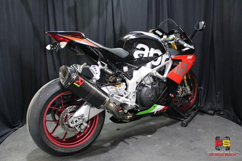 2018 Aprilia RSV4 RF in Lake Park, Florida - Photo 30