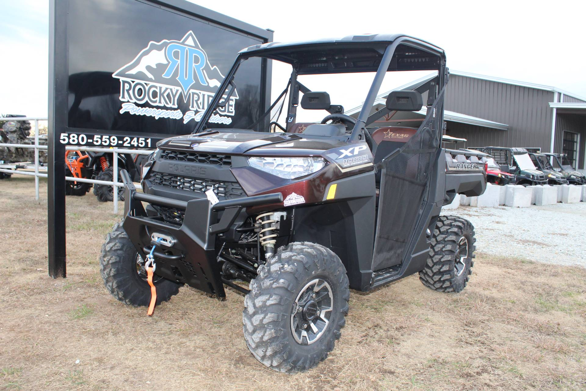 2020 Polaris Ranger XP 1000 Texas Edition in Ada, Oklahoma - Photo 2