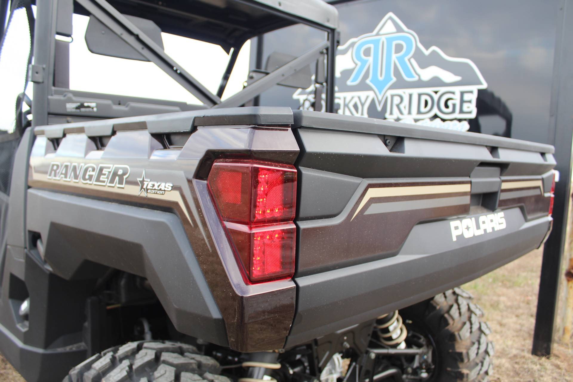 2020 Polaris Ranger XP 1000 Texas Edition in Ada, Oklahoma - Photo 8