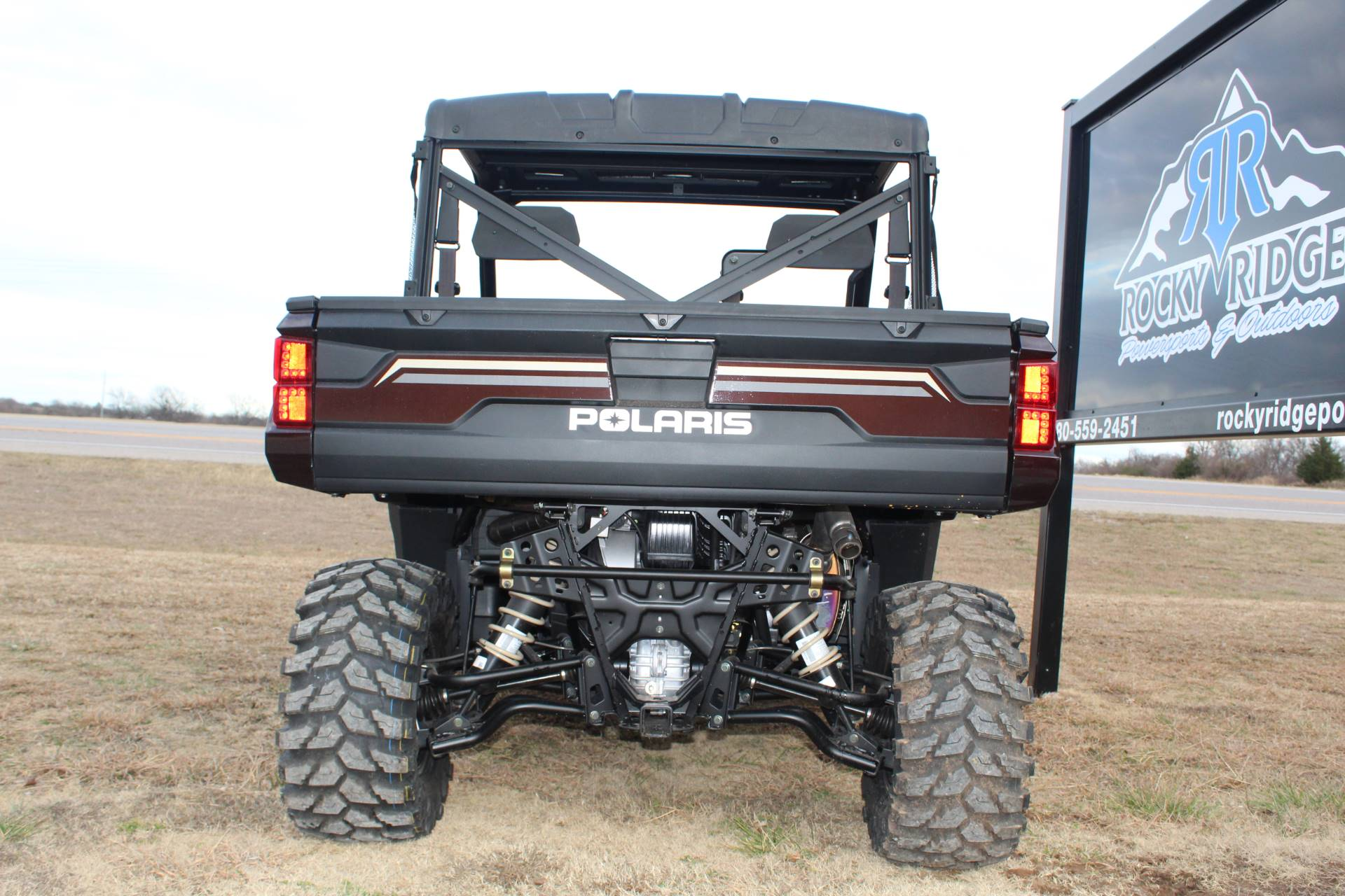 2020 Polaris Ranger XP 1000 Texas Edition in Ada, Oklahoma - Photo 9