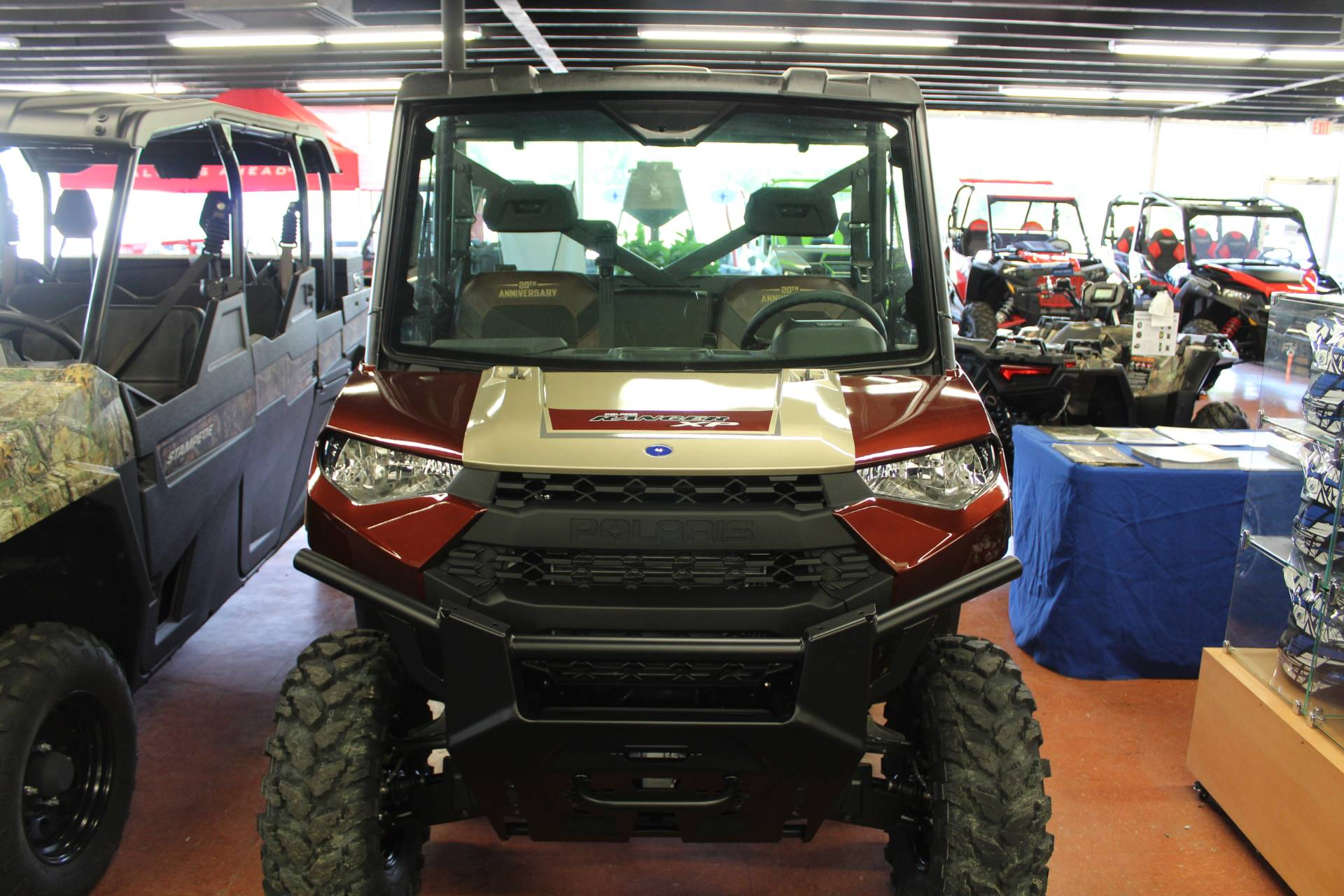 2019 Polaris Ranger XP 1000 EPS 20th Anniversary Limited Edition in Ada, Oklahoma