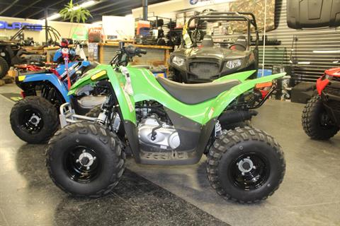2017 Arctic Cat DVX90 in Ada, Oklahoma