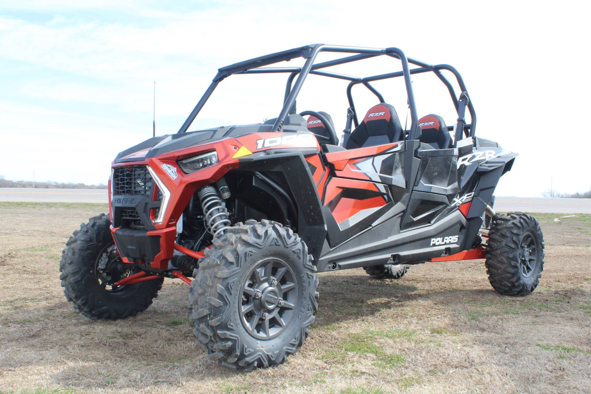 2020 Polaris RZR XP 4 1000 Premium in Ada, Oklahoma - Photo 1