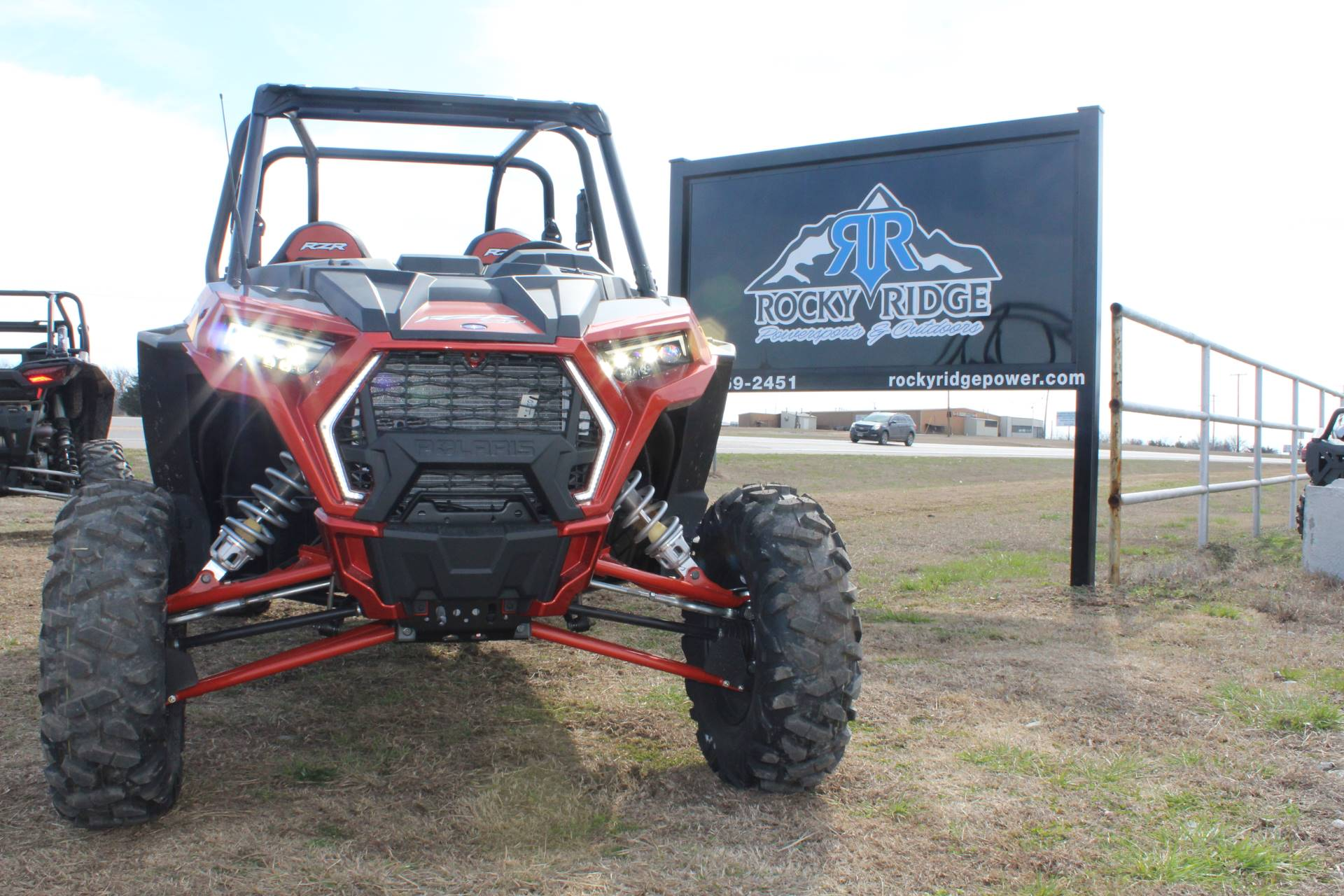 2020 Polaris RZR XP 4 1000 Premium in Ada, Oklahoma - Photo 2