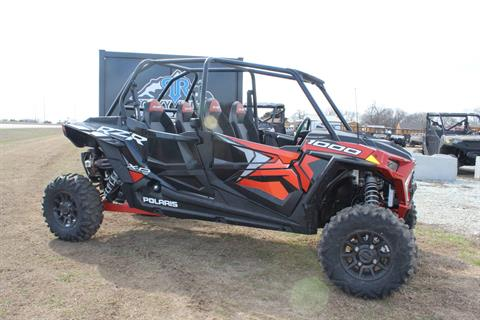 2020 Polaris RZR XP 4 1000 Premium in Ada, Oklahoma - Photo 3