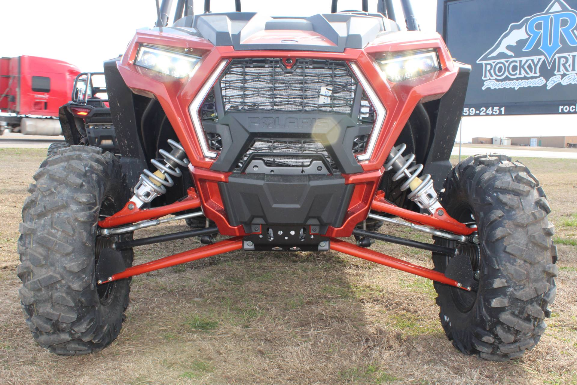 2020 Polaris RZR XP 4 1000 Premium in Ada, Oklahoma - Photo 6