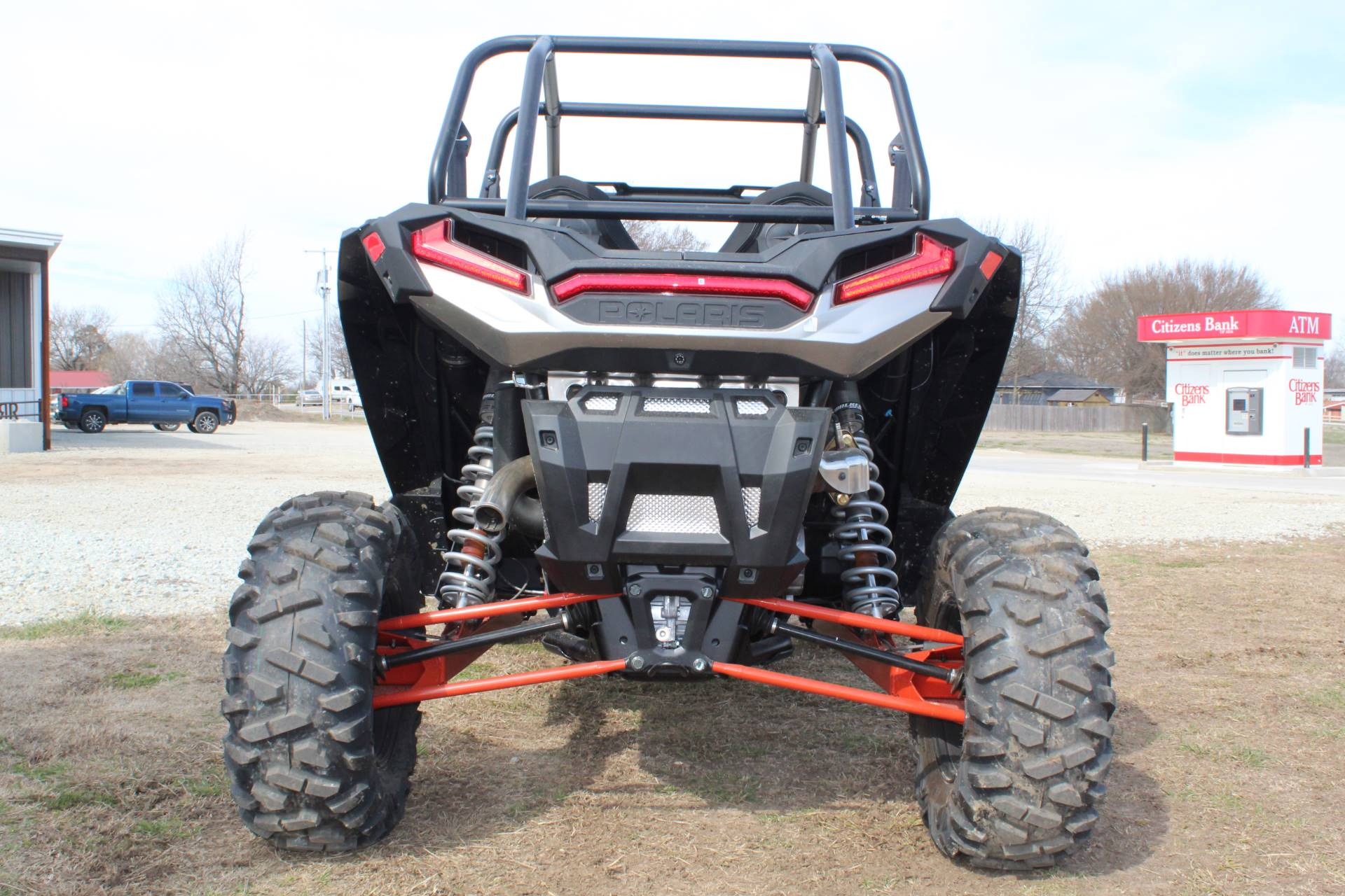 2020 Polaris RZR XP 4 1000 Premium in Ada, Oklahoma - Photo 8