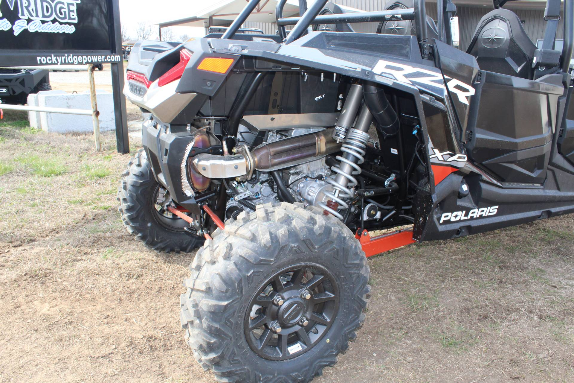 2020 Polaris RZR XP 4 1000 Premium in Ada, Oklahoma - Photo 9