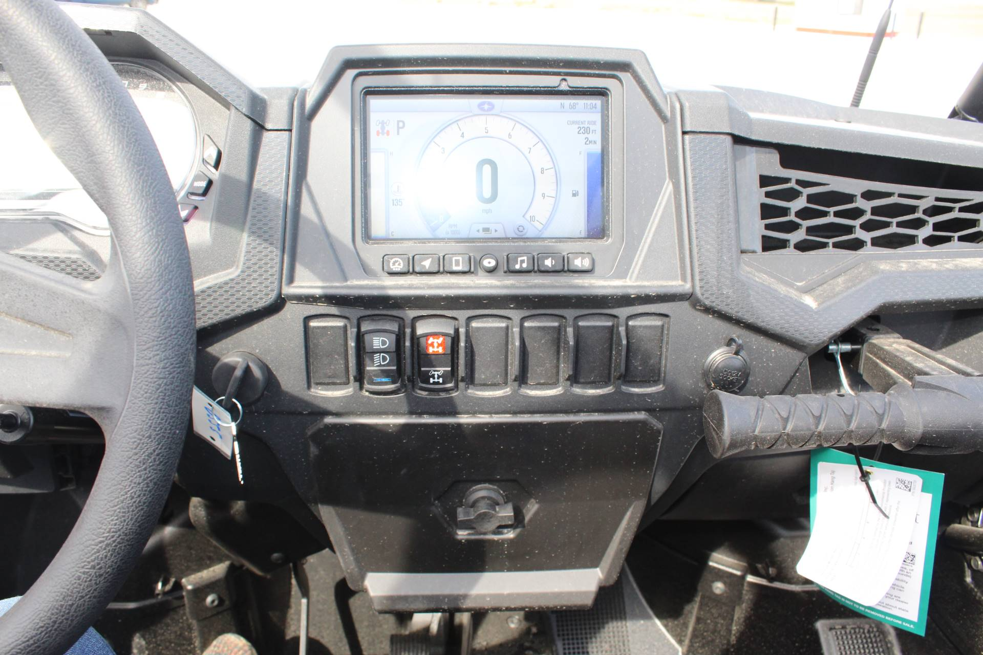 2020 Polaris RZR XP 4 1000 Premium in Ada, Oklahoma - Photo 12