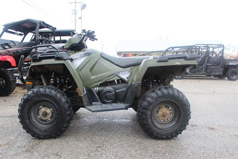 2016 Polaris Sportsman 450 H.O. in Ada, Oklahoma