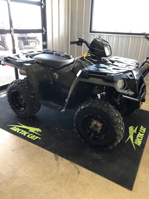 2018 Polaris Sportsman 570 EPS in Ada, Oklahoma - Photo 1