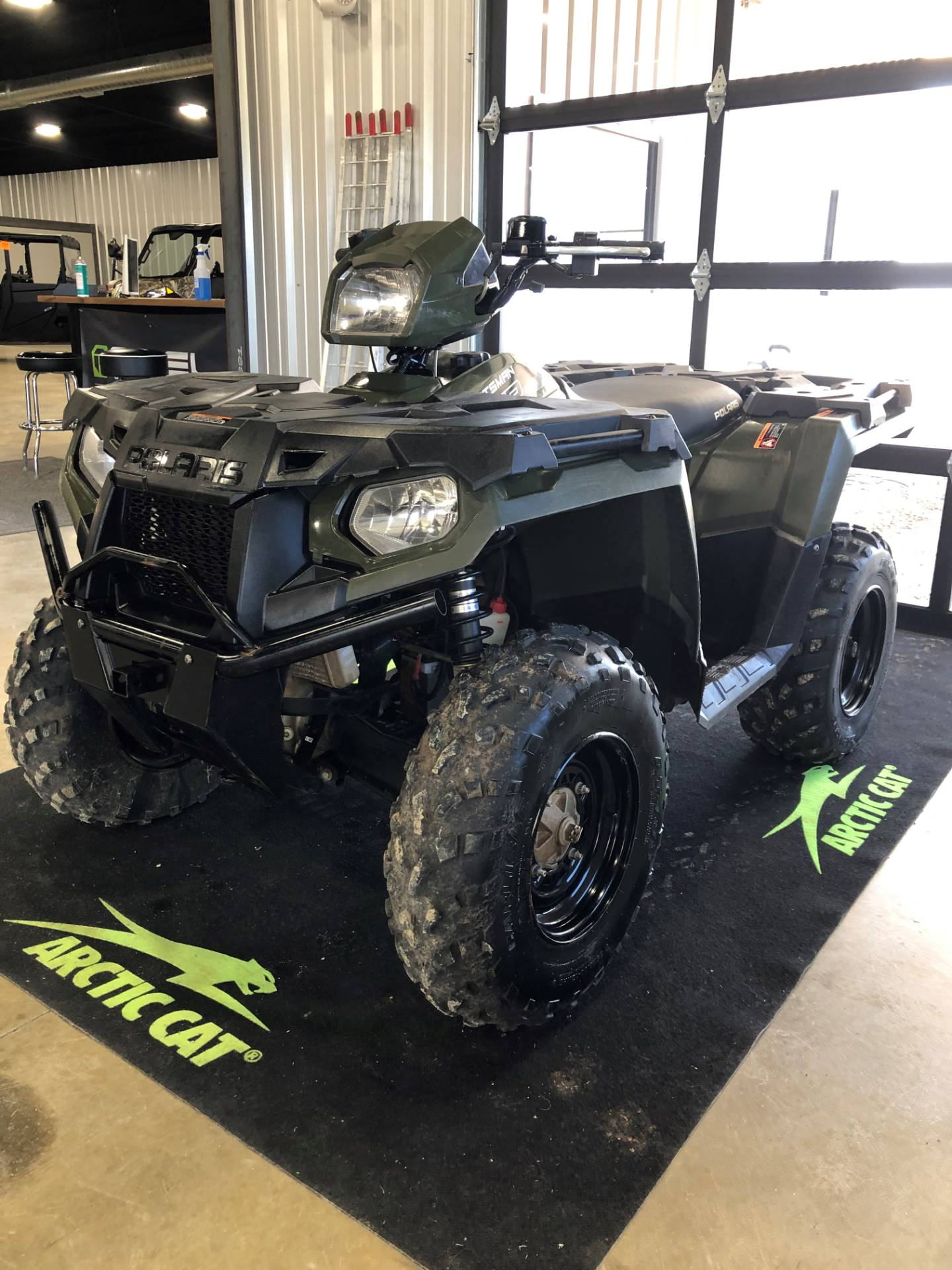 2018 Polaris Sportsman 570 EPS in Ada, Oklahoma - Photo 3