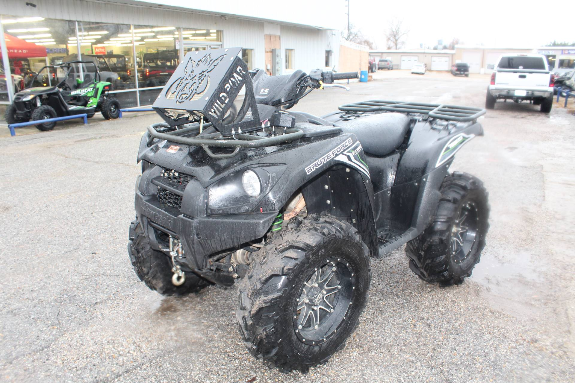 2015 Kawasaki Brute Force® 750 4x4i EPS in Ada, Oklahoma