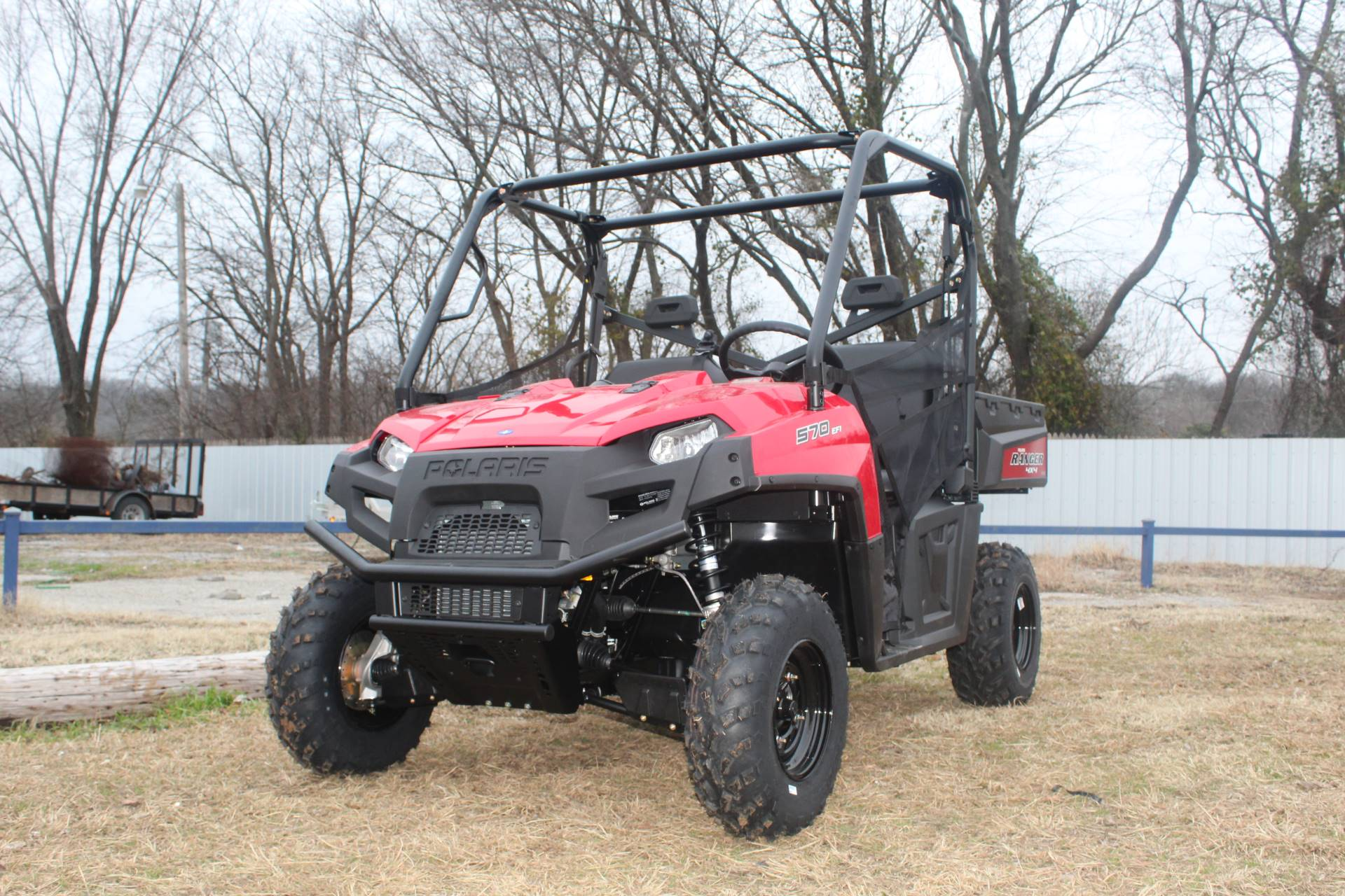 2019 Polaris Ranger 570 Full-Size in Ada, Oklahoma