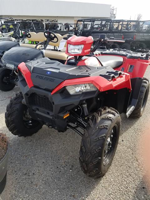 2018 Polaris Sportsman 850 in Ada, Oklahoma