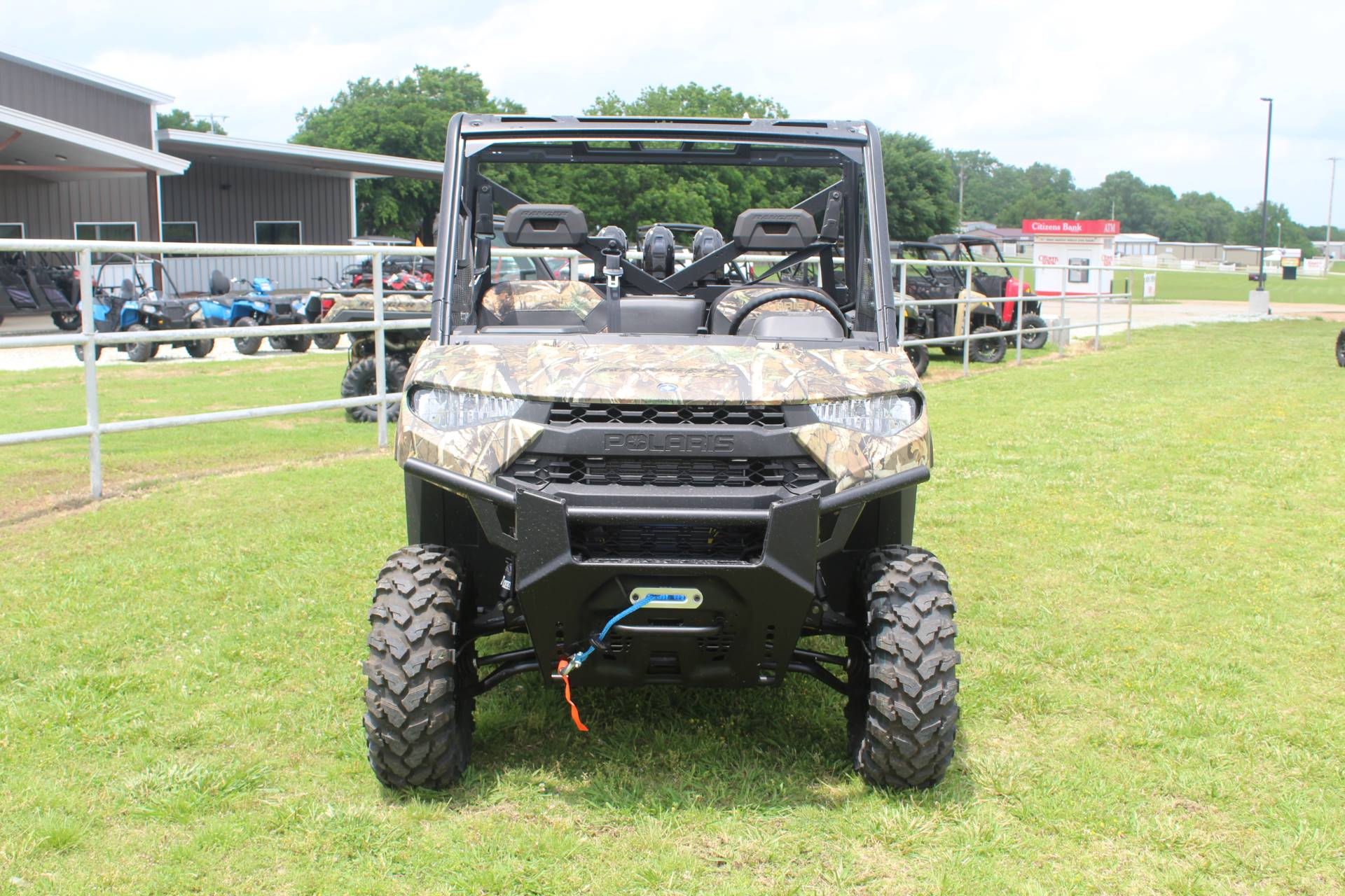 2019 Polaris Ranger XP 1000 EPS Back Country Limited Edition in Ada, Oklahoma - Photo 1